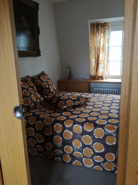Conception de jeté de lit et de rideaux