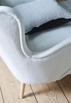 Conception de housse de canapé sur mesure