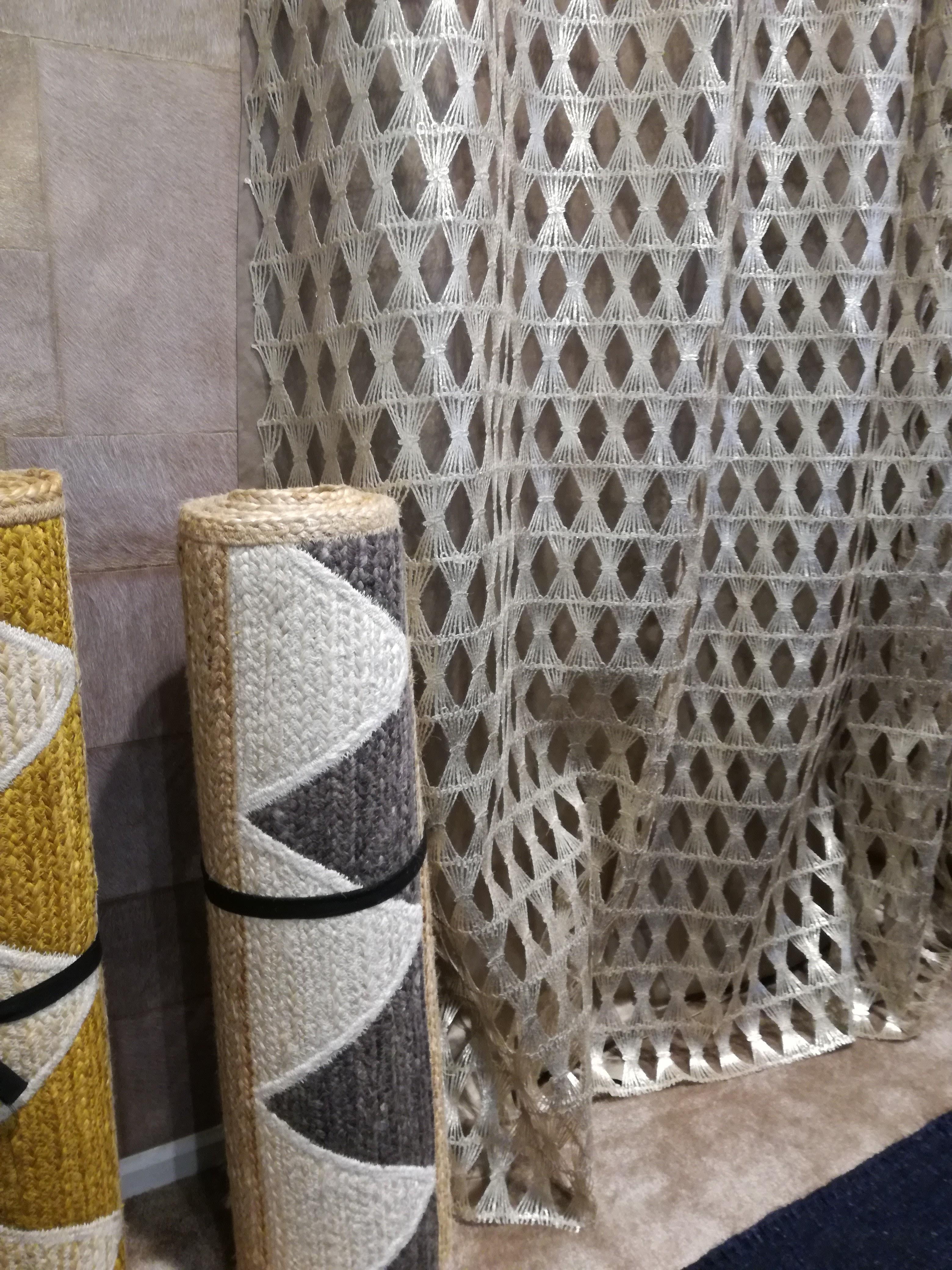Accessoires rideaux et tapis