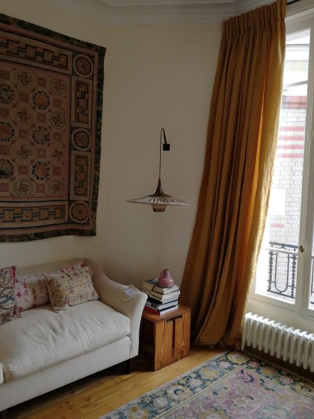 Confection de rideaux