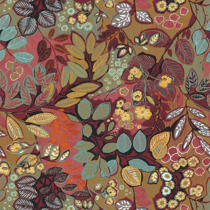 papier peint collection ete indien de casamance